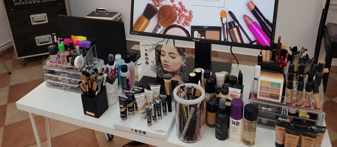 Strategii de promovare și marketing pt. makeup artist